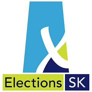 Elections SK Colour Logo