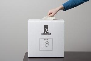 Elections SK Ballot Box